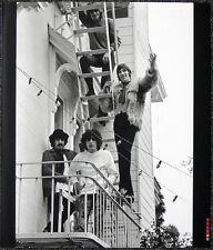 PINK FLOYD POSTER PAGE 1967 SYD BARRETT CASA MADRONA HOTEL - CALIFORNIA . T1