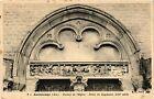 CPA Ambronay - Portail de l'Eglise (382744)