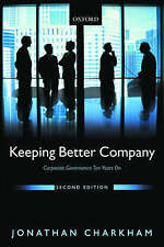 Keeping Better Company: Corporate Governance Ten Years On-ExLibrary
