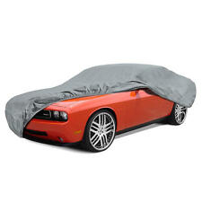 BDK Max Armor Car Cover for Challenger - UV Proof, Water Repellent, Breathable
