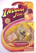 Indiana Jones ROTLA 1/18 Scale WWII GERMAN SOLDIER 2008 C-10 Mint MOMC