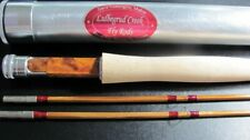 "NEW BAMBOO FLY  ROD  7'6"" - 5 wt. ""Dickerson 7613 Taper """