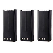 3X 2000mAh Li-ion KNB-45 KNB-45L Battery for KENWOOD TK-3200 TK-2302VK TK-3302UK
