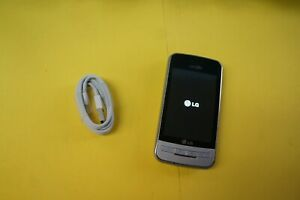 LG Optimus C LW690 - Silver (Cricket) FREE BUNDLE & SHIP