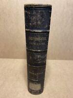 BONNEFOUX ET PARIS - DICTIONNAIRE DE MARINE A VOILE ET VAPEUR 1863 PLANCHES