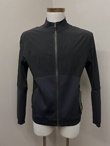 Lululemon Men's Black Lightweight Jacket, Water Repellent Size L Unworn with Tag