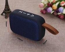 G2 Mini Portable Wireless Bluetooth Speaker Handfree Phone Call Support FM Radio