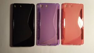 TPU silicone gel, rubber phone case, cover for Sony Xperia M5 E5603 E5606 E5653