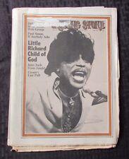 1970 ROLLING STONE Magazine #59 VG/FN Little Richard - Bob Dylan - Janis Joplin