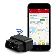 Mini Obd 2 Gps Tracker Car Real Time Gprs Vehicle Fleet Tracking Device Locator