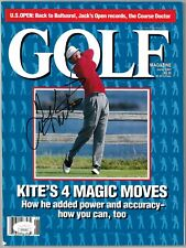 Tom Kite signed Golf Full Magazine June 1993- JSA #EE63247 (US Open) No Label