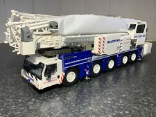 WSI BALDWINS LIEBHERR MK140 MOBILE CONSTRUCTION CRANE 1:50 SCALE