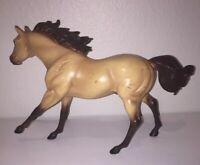"Breyer Reeves Classic Frolicking Stallion Buckskin Quarter 6""H x 9""L Horse Pony"