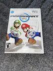 Nintendo Wii Mario Kart Wii *CIB* *Free Shipping*