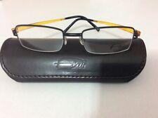 ORIGINALE Flair Titanio Occhiali Eyeglasses Occhiali Gafas MOD 447 UNISEX NUOVO