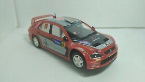 SLOT 1:32  NINCO MITSUBISHI LANCER WRC RALLY AUSTRALIA 2005 G. GALLY nr. 11