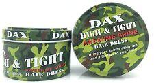 2X Dax Hair Wax  High & Tight Awesome Shine 99g