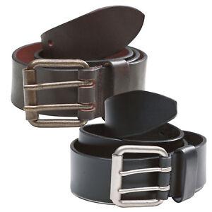 Blaklader Heavy Duty Leather Work Belt - 4007