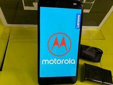 **burn Motorola Moto Z Z2 Force 2nd Generation 64GB Black at&t cricket XT1789-04