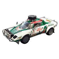 SunStar 1/18 Lancia Stratos HF 1977 Safari Rally 3rd place #7 Diecast Model 4564
