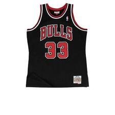 Mitchell & Ness NBA Madera Clásico Swingman Chicago Bulls tricolor Pippen Jerse