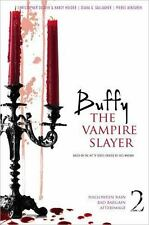 Buffy the Vampire Slayer 2: Halloween Rain; Bad Bargain; Afterimage - Acceptable