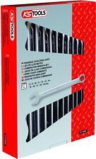 KS Outils Classique jeu des clés mixtes, coudée, 12-tlg 8-19mm 517.0052