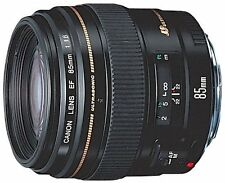 Canon EF85mm F1.8 USM Single Focus Lens 85 f/1.8 NEW from Japan