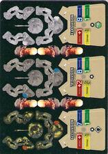 STAR WARS POCKETMODEL - (CW005) DWARF SPIDER DROIDS