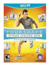 Your Shape: Fitness Evolved 2013 - Nintendo Wii U: Nintendo Wii U,nintendo_wii_u