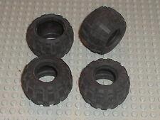 Pneus pour roues LEGO TECHNIC tyre 6579 / set 9736 8451 8248 8453 8463 ...