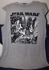 Disney Star Wars Darth Vader Men's Muscle Shirt X Large New