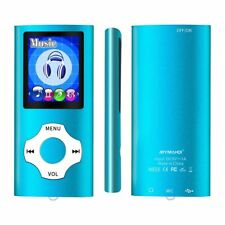MUSIC Video Player Mp4 Mp3 Schermo LCD 128 GB MICRO SD CUFFIE AURICOLARI Bundle