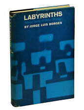 Labyrinths ~ JORGE LUIS BORGES ~ First Edition 1962 ~ Short Stories 1st American
