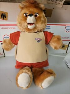Teddy Ruxpin - Original, with tag and one tape