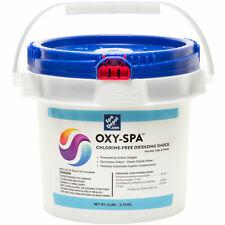 Spa Depot Oxy-Spa Chlorine-Free Oxidizing Shock for Hot Tub & Pool - 6 lb Bucket