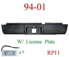 RP11 94 01 Dodge Ram Roll Pan Rear, With License Plate Light