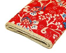 $130 Polo Ralph Lauren Home Floral Cottage Bed Throw Pillow Sham Red Staw Euro