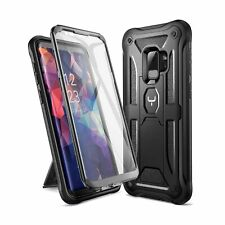 YOUMAKER Designed for Samsung Galaxy S9 5.8 inch Case with Built-in Screen Pr...