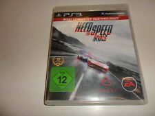 PlayStation 3 Need for Speed: rival