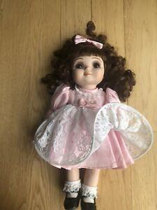 "Marie Osmond 14"" Vinyl Doll Adora Belle 1997 18930/20000"