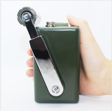 Outdoor Emergency Hand Generator For Laptop Ipad Iphone Charge 30w 0-28v ss
