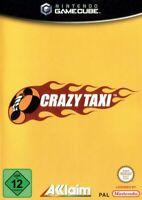 Nintendo GameCube Spiel - Crazy Taxi mit OVP