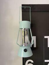 Target Threshold LED Lantern Turquoise Teal Green Camping Picnic Light
