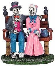 Lemax 62202 EVERLASTING LOVE Spooky Town Figurine Halloween Decor Figure O G I