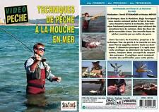 Techniques de pêche à la mouche en mer  - Pêche en mer - Vidéo Pêche