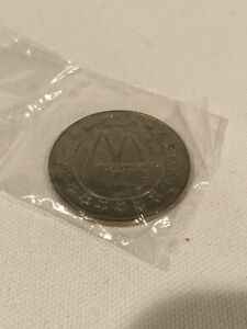 VERY RARE McDonald's Coin From The 1990's - SEALED!!