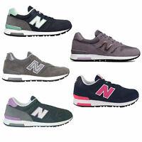 New Balance 565 WL565 Damen-Sportschuhe Turnschuhe Sneaker Halbschuhe Schuhe NEU