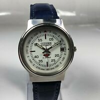 Vintage Citizen Automatic Movement Date Dial Mens Analog Wrist Watch CA118