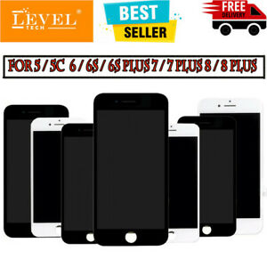 For iPhone 5 5S 6 6S 7 8 Plus SE Screen Replacement LCD Digitizer Touch Display
